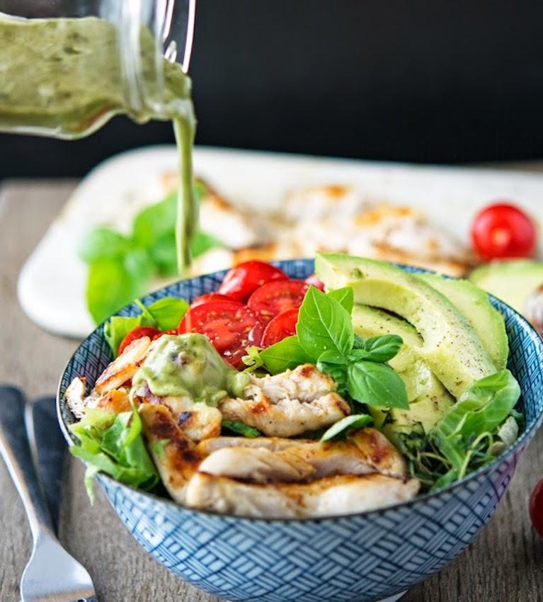 Shawarma-Chicken-Bowls