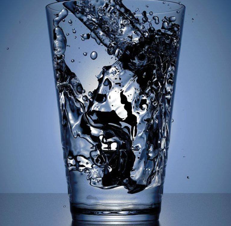 Drink voldoende drink regelmatig, tips van Live PT